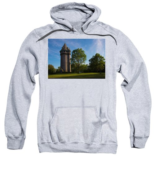 Castle Turret On The Green Sweatshirt