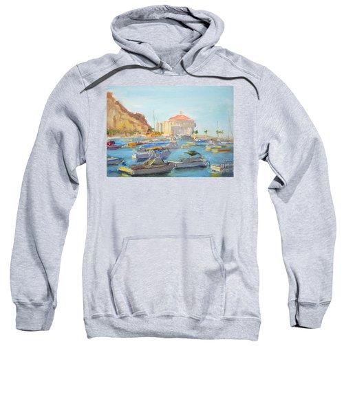 Catalina Casino In The Light Sweatshirt