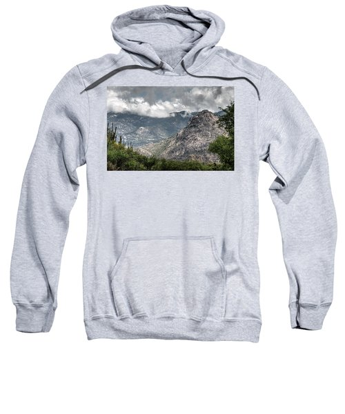 Catalina Mountains Sweatshirt
