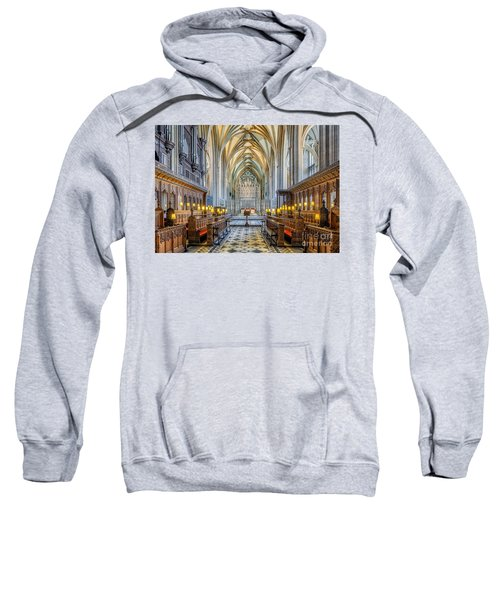 Cathedral Aisle Sweatshirt