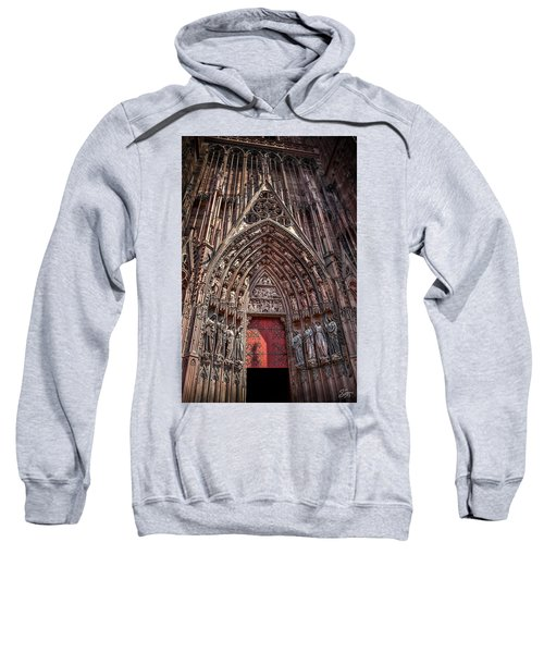Cathedral Entance Sweatshirt