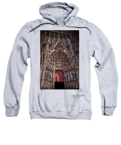 Cathedral Entance Sweatshirt