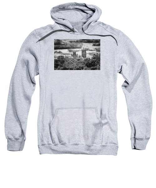 Cathedral From The North-east Sweatshirt