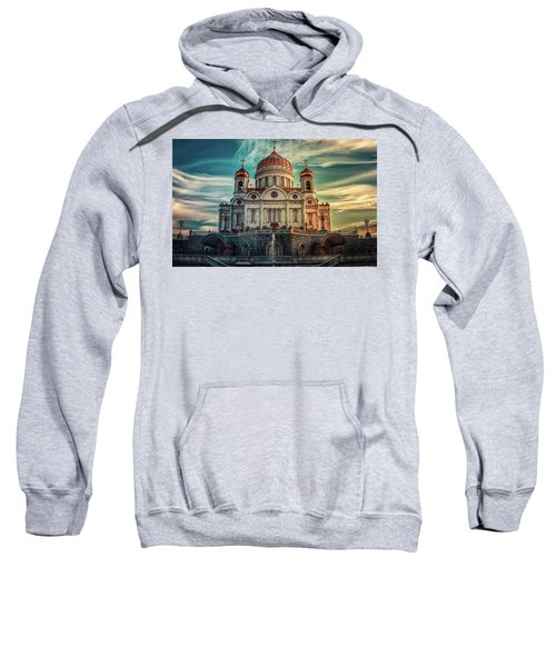 Cathedral Of Christ The Saviour Sweatshirt