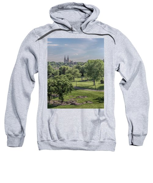 Cathedral Of St Joseph #2 Sweatshirt