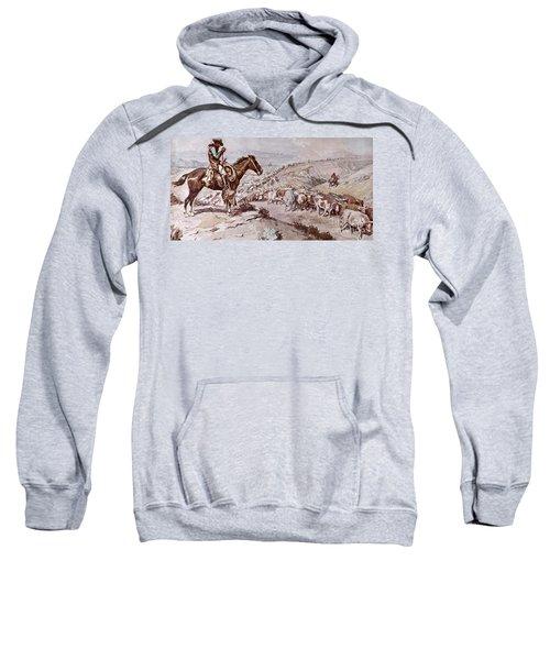 Cattle Drive Sweatshirt
