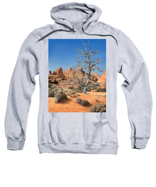 Caught In Your Dying Arms Sweatshirt