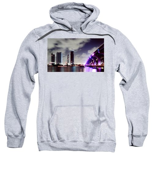 Causeway Bridge Skyline Sweatshirt