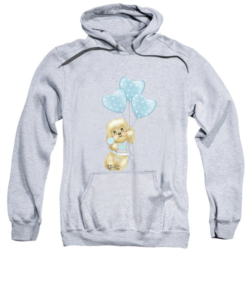 Cavapoo Toby Baby Sweatshirt