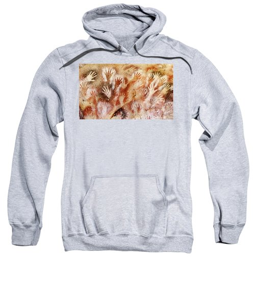 Cave Of The Hands - Cueva De Las Manos Sweatshirt
