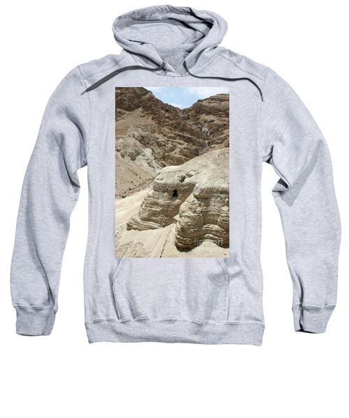 Caves Of The Dead Sea Scrolls Sweatshirt