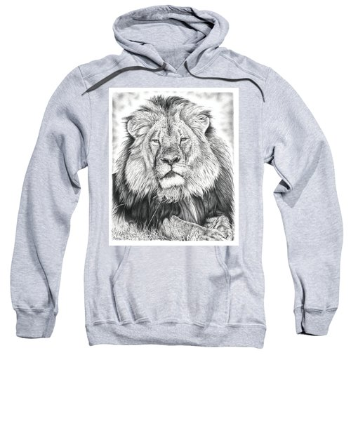 Cecil The Lion  Sweatshirt