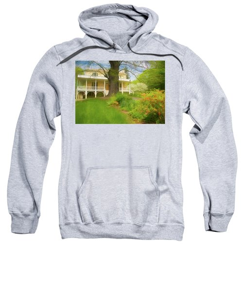 Cedar Grove In Spring Sweatshirt