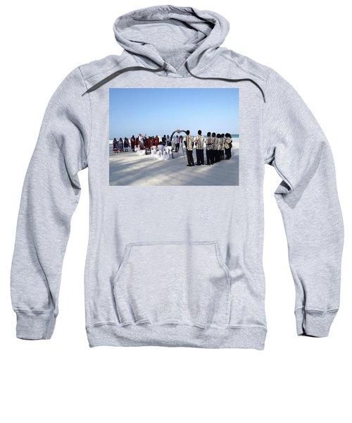 Celebrate Marriage In Kenya Sweatshirt by Exploramum Exploramum