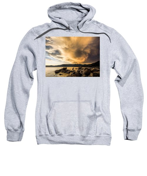 Celebrating Sunset Sweatshirt