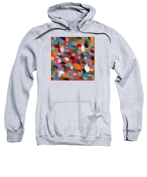 Celebration Day- Art By Linda Woods Sweatshirt