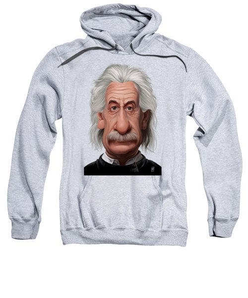 Celebrity Sunday - Albert Einstein Sweatshirt