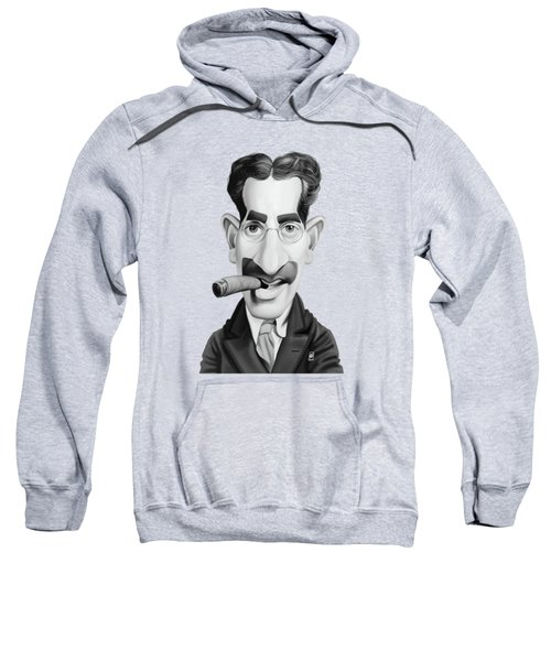 Celebrity Sunday - Groucho Marx Sweatshirt