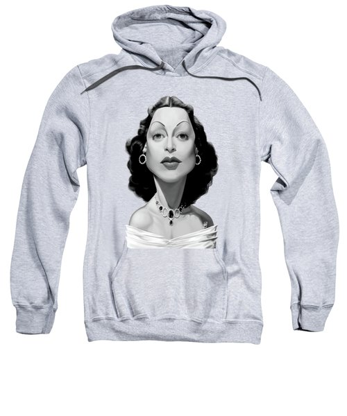 Celebrity Sunday - Hedy Lamarr Sweatshirt