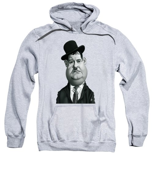 Celebrity Sunday - Oliver Hardy Sweatshirt