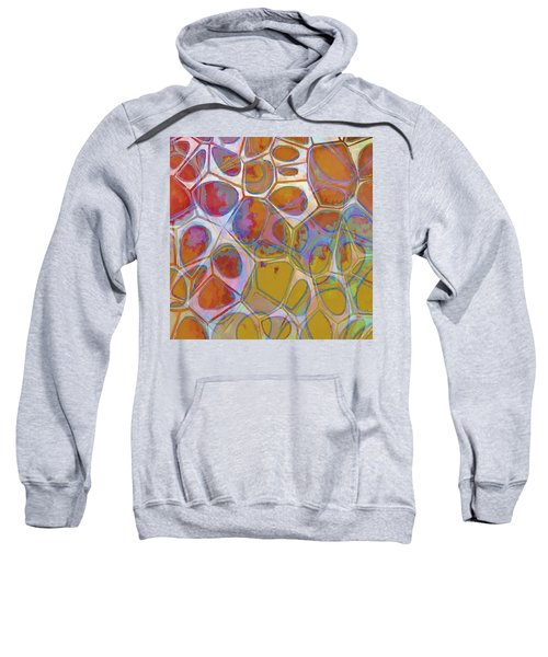 Cell Abstract 14 Sweatshirt