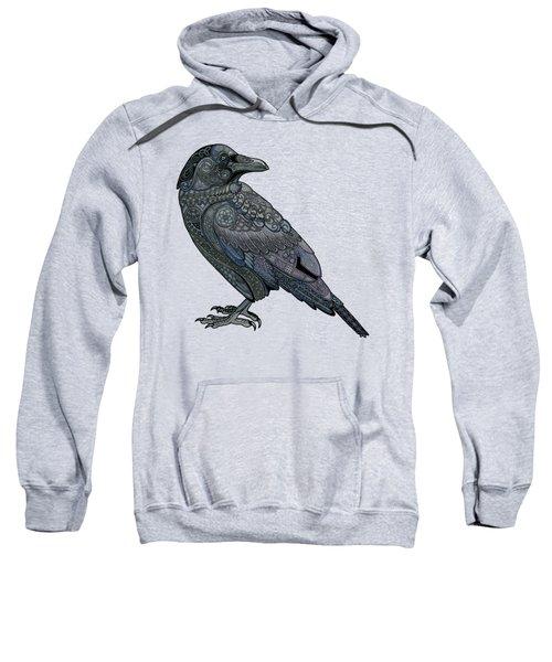 Celtic Raven Sweatshirt by ZH Field