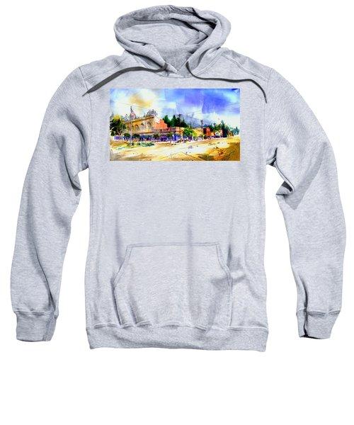 Central Square Auburn Sweatshirt