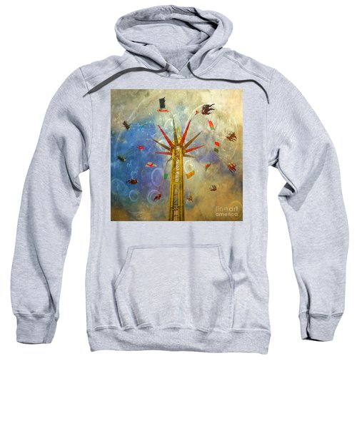 Centre Of The Universe Sweatshirt