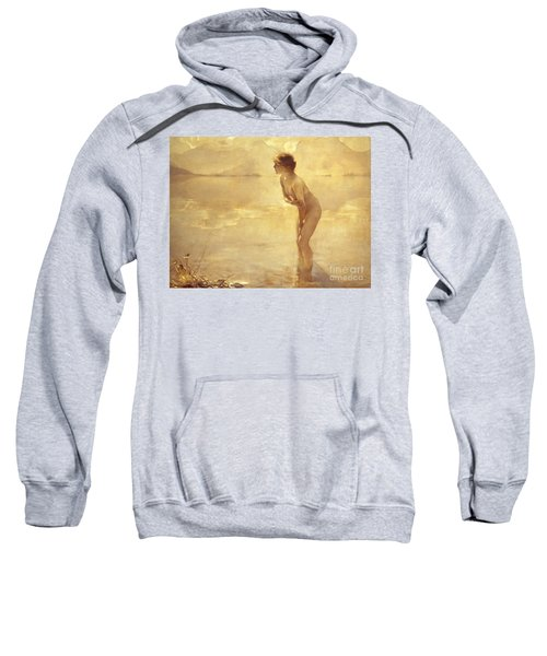 Chabas, September Morn Sweatshirt