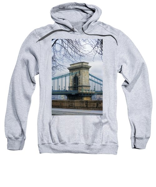 Chain Bridge Pier Sweatshirt