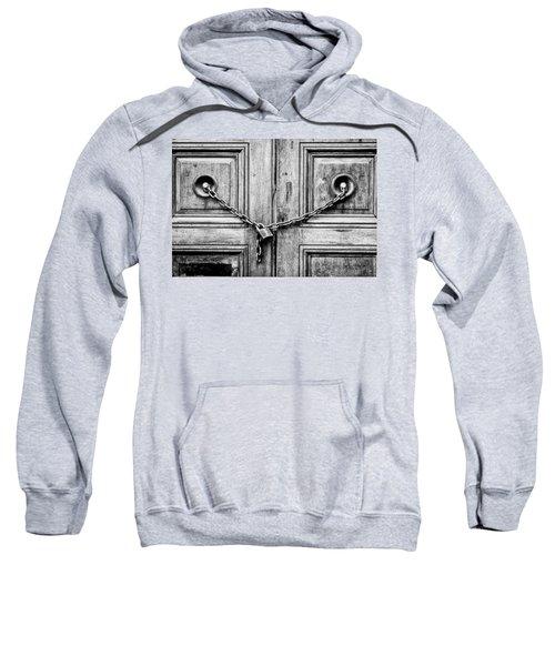 Chained Door Sweatshirt