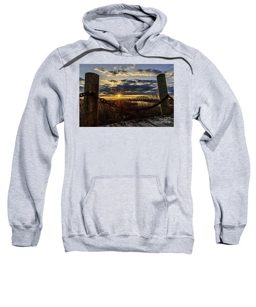 Chained View Sweatshirt