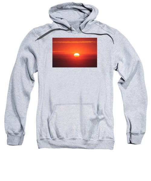 Challenging The Sun Sweatshirt