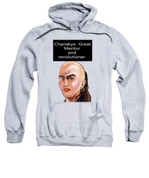 Chanakya The Great Sweatshirt