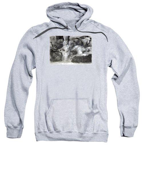 Charcoal Waterfall Sweatshirt