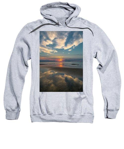 Charleston Coast Sunrise Sweatshirt
