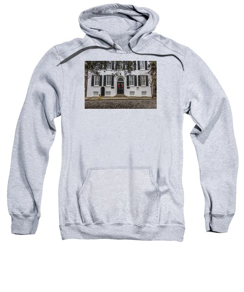 Charleston Doorway 3 Sweatshirt
