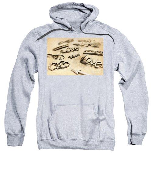 Charming Old Fashion Love Sweatshirt