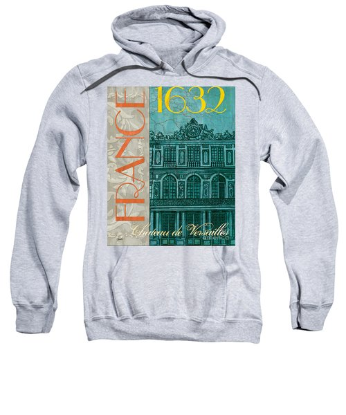 Chateau De Versailles Sweatshirt