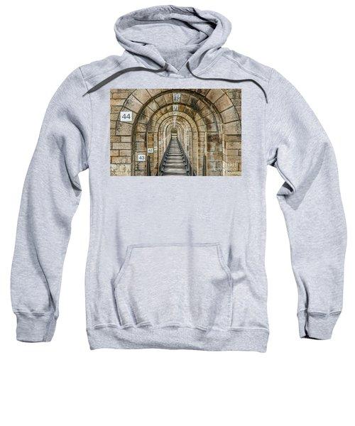 Chaumont Viaduct France Sweatshirt