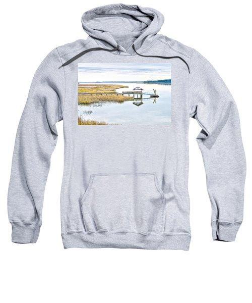 Chechessee Creek Dock Sweatshirt