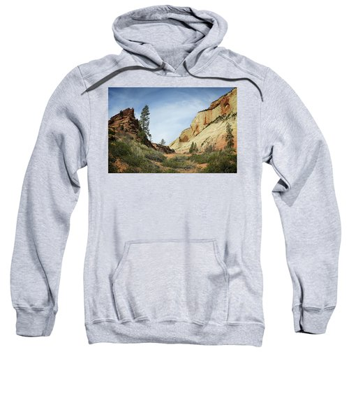 Checkerboard Mesa Sweatshirt