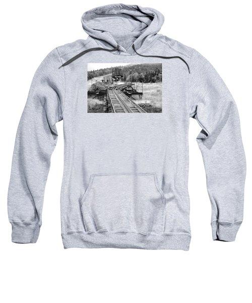 Checking The Rails Sweatshirt