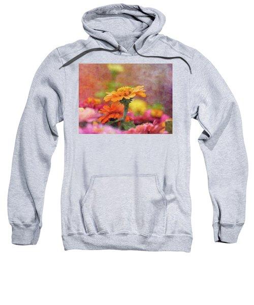Cheerful Shades Of Optimism 1311 Idp_2 Sweatshirt