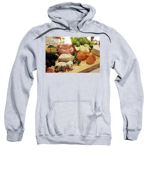 Cheese And Meat Sweatshirt