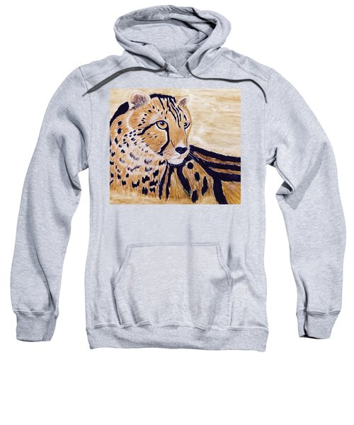 Cheeta Sweatshirt