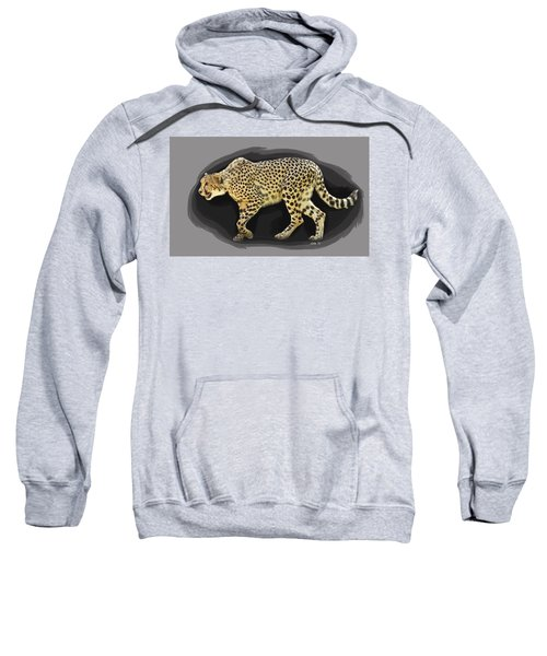 Cheetah 10 Sweatshirt