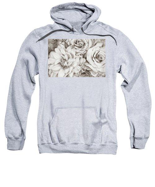 Chelsea's Bouquet - Neutral Sweatshirt