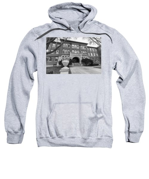 Chemistry Building University Of Illinois  Sweatshirt