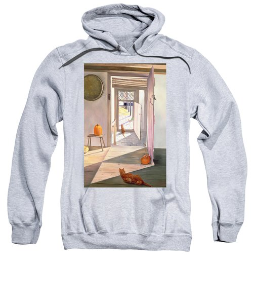 Chessboard Sweatshirt